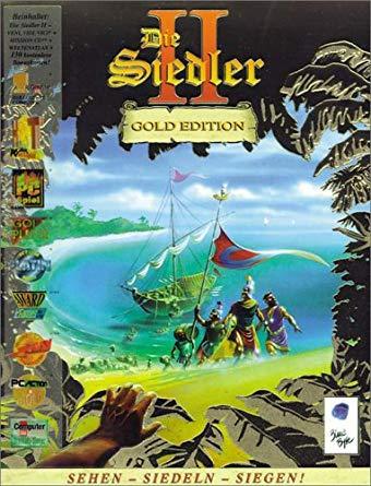 Die Siedler 2 DOS-Box
